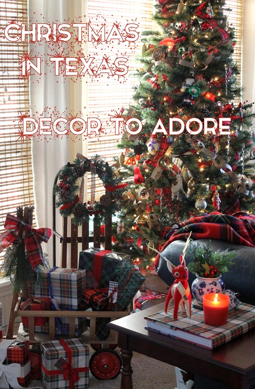 Christmas Home Tour 2015 part III