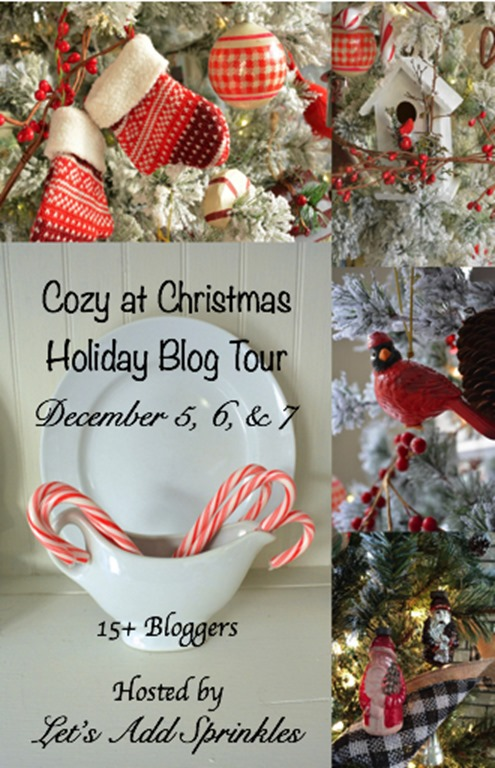 Cozy At Christmas blog tour