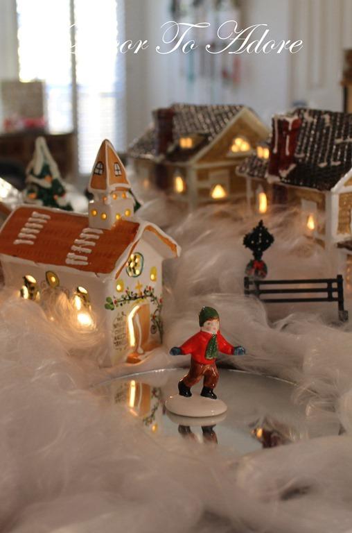 Dept. 56 Snow Village house