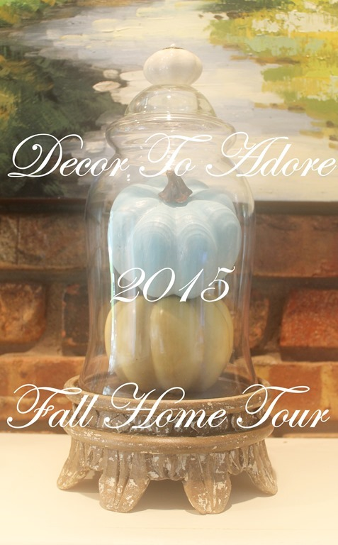 Storybook Cottage Fall Home Tour 2015