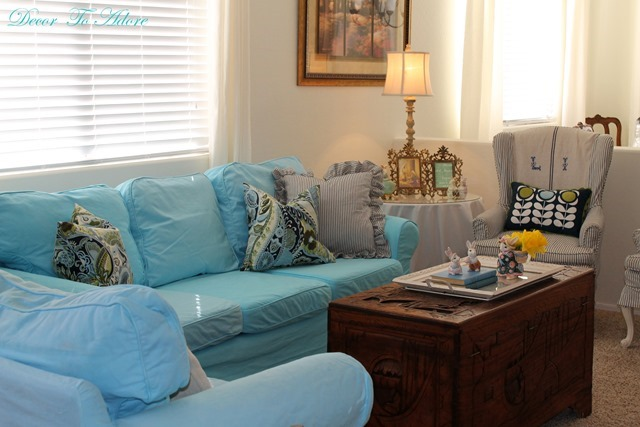 Litchfield Park Living Room spring