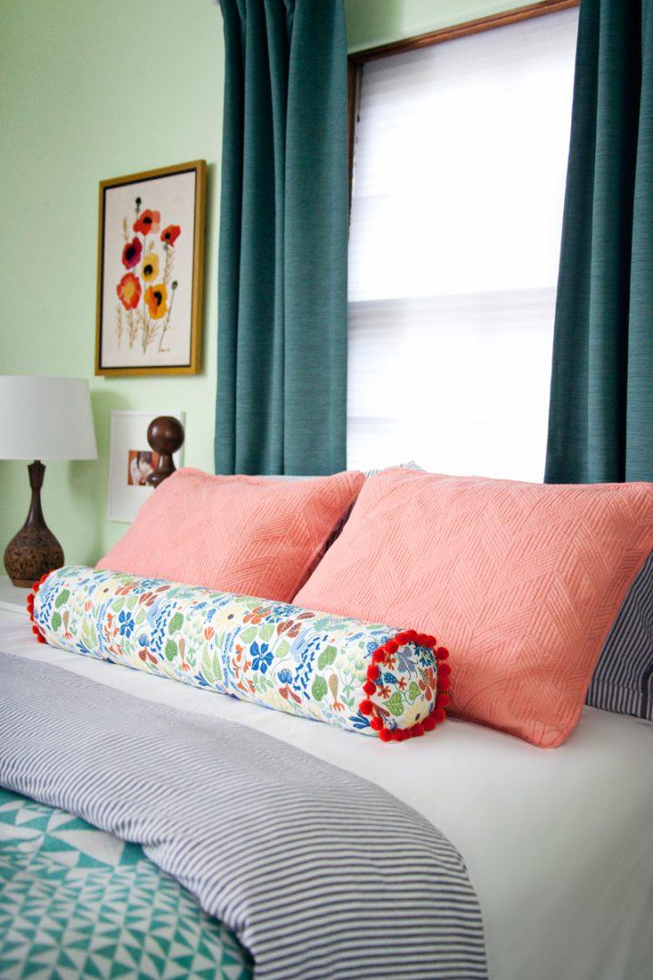 Round Bolster Pillow