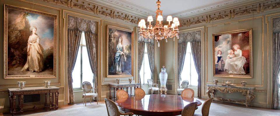 The Frick Dining Room