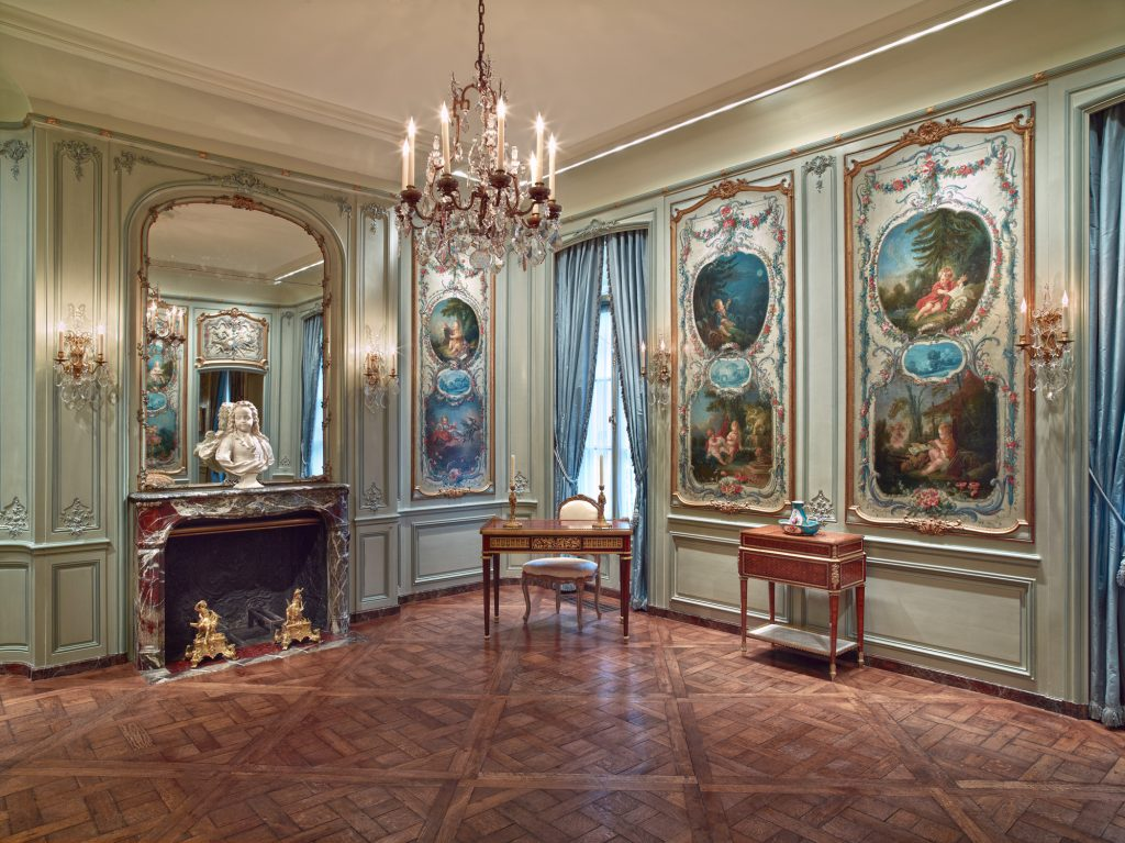 The Frick Boucher Room