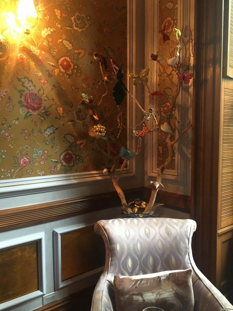 lady mendl's tea salon cozy corner