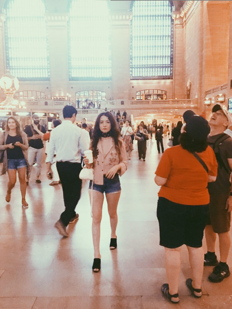 The Fashionista at GCT