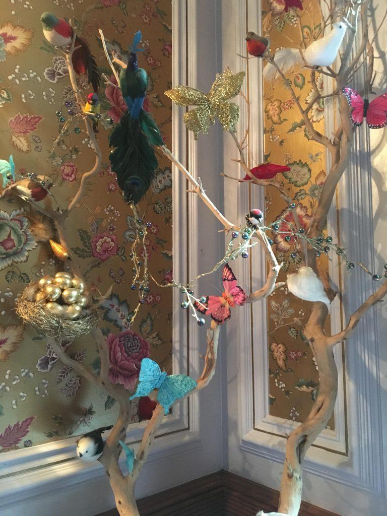 lady mendl's tea salon cozy corner closeup