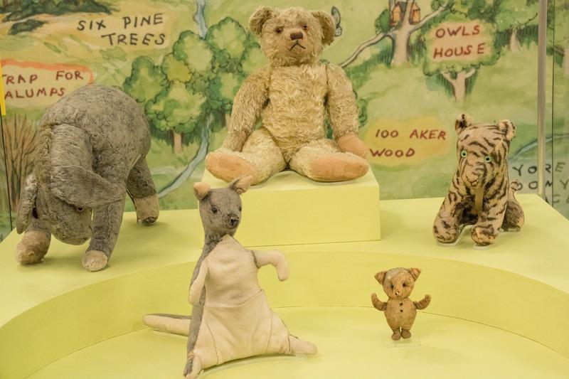 NYPL Original Winnie The Pooh
