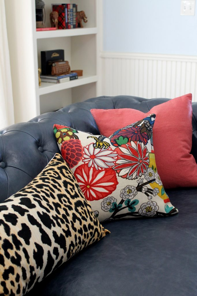 Decor To Adore Fall Home Tour 2017 pillows