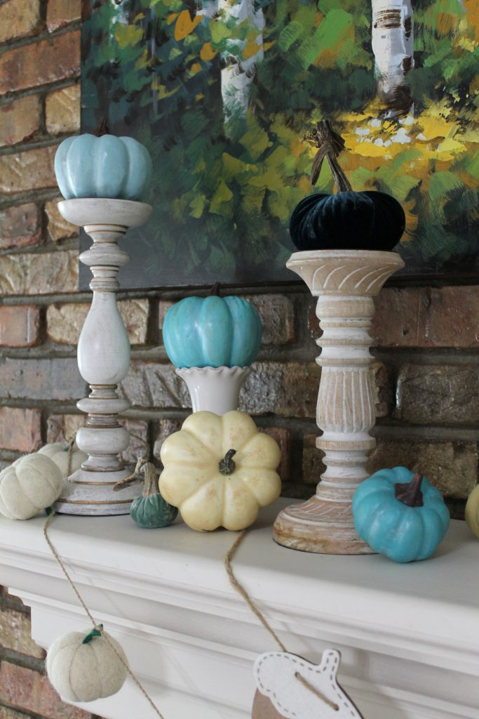 Decor To Adore Fall Tour 2017 candlesticks