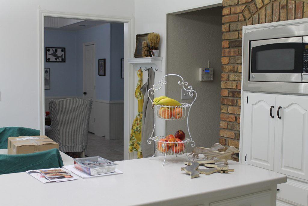Decor To Adore Real Life Fall Home Tour Kitchen