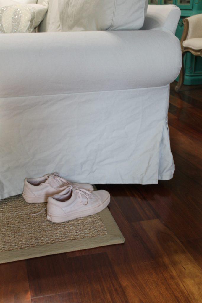 Decor To Adore Real Life Fall Home Tour Living Room