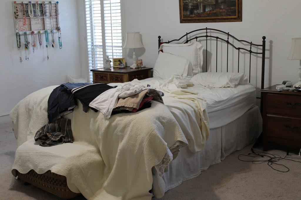 Decor To Adore Real Life Fall Home Tour Bedroom