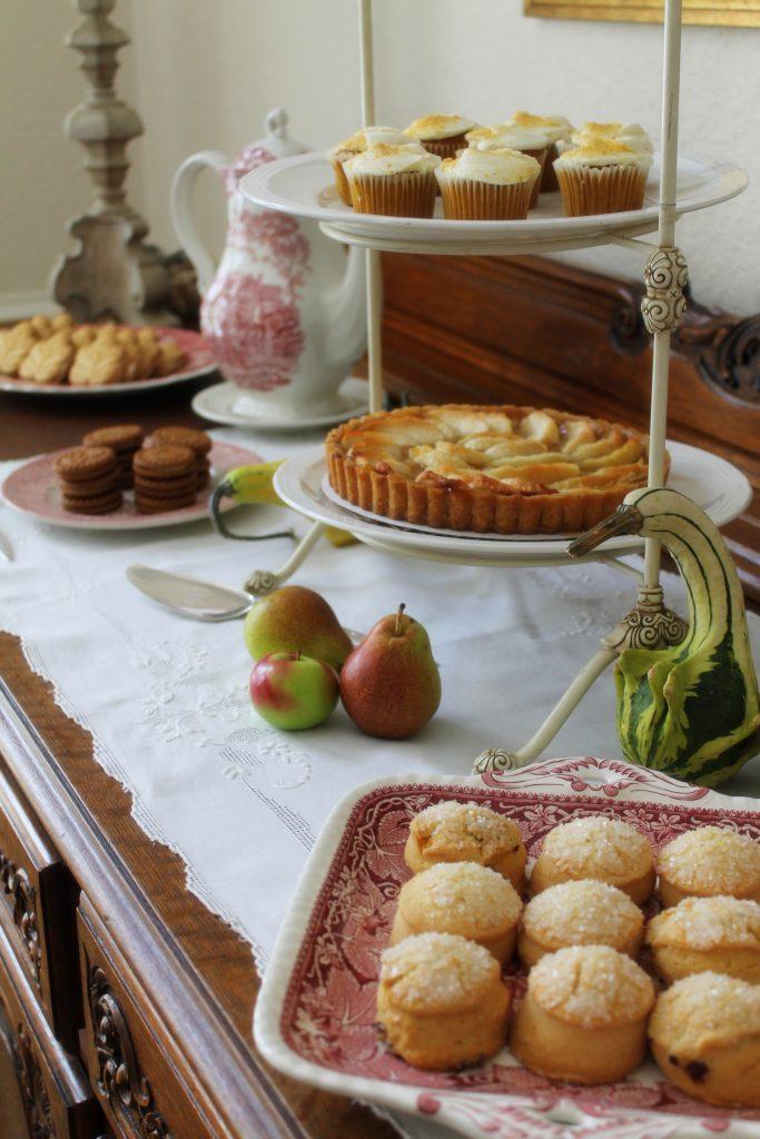Harvest Tea buffet