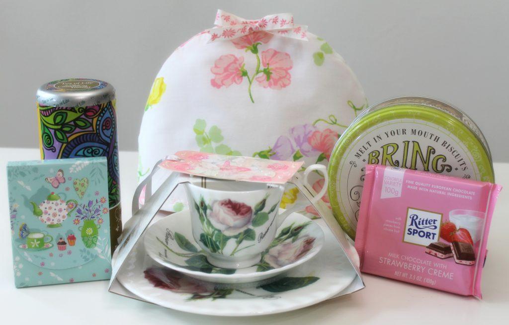 Teacup exchange