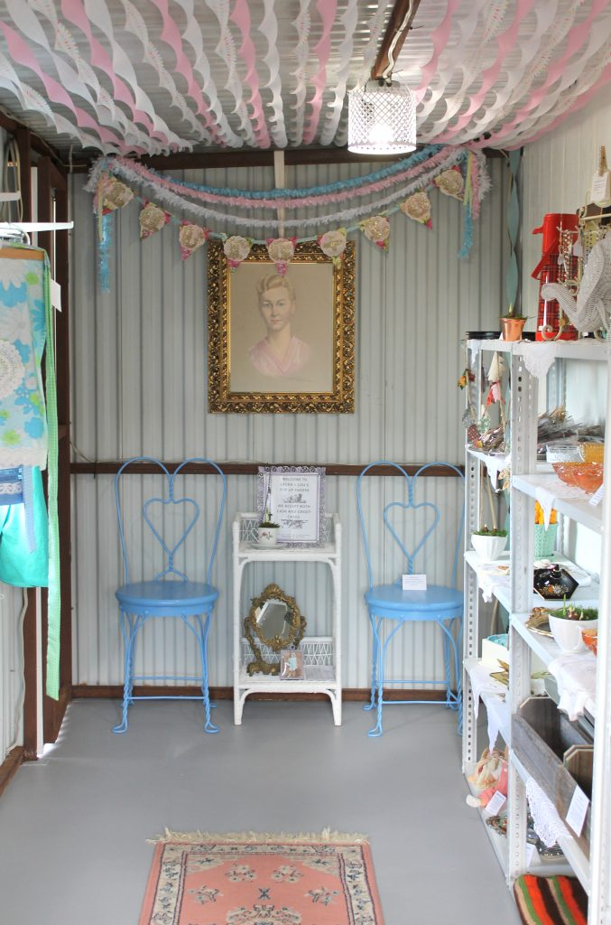 Pop Up Shoppe Reveal