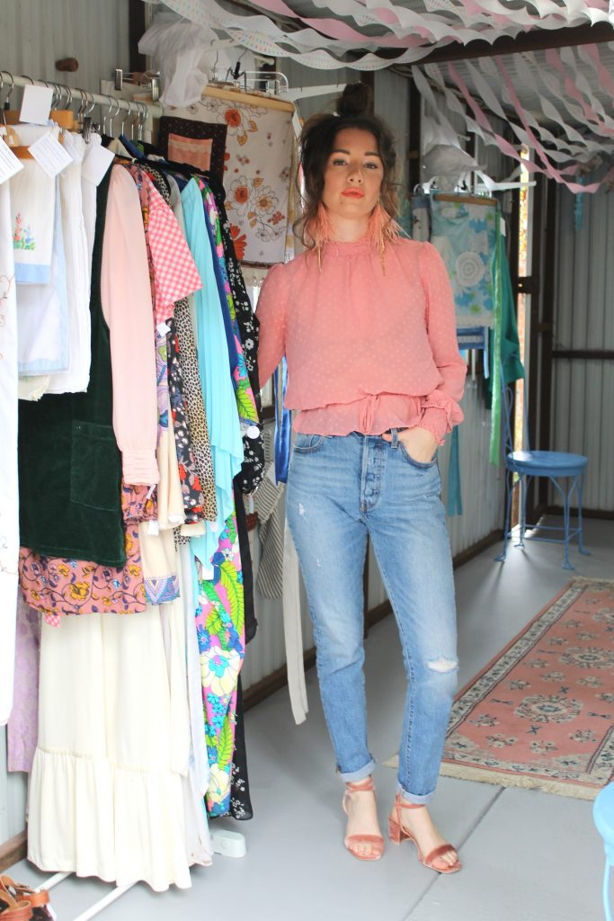 Pop Up Shoppe Reveal clothing