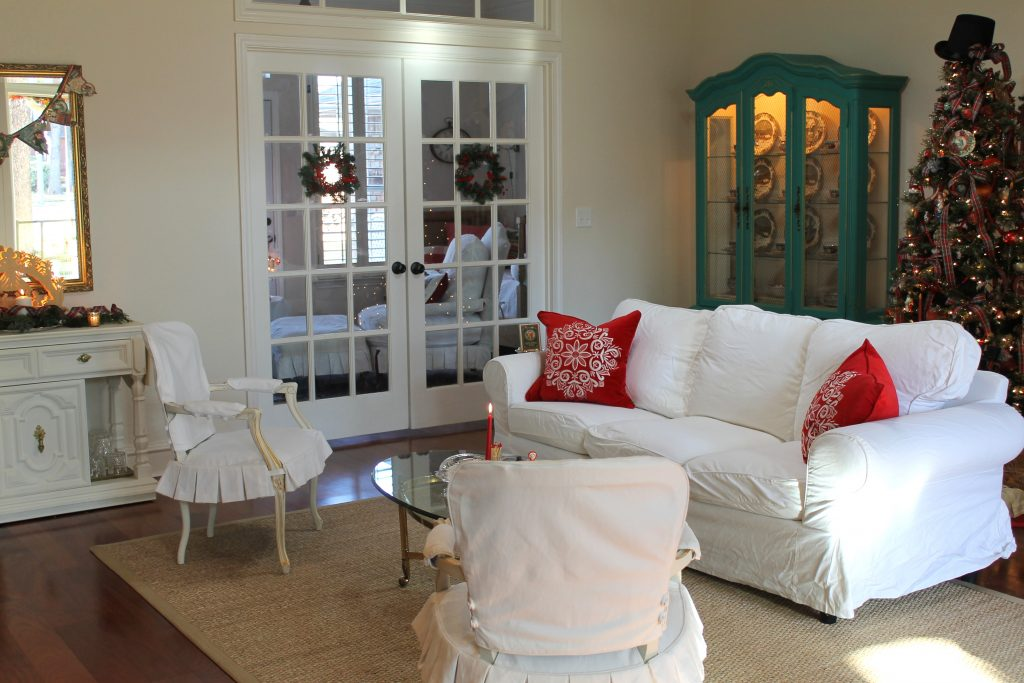 Holiday Home Tour Living Room Decor To Adore