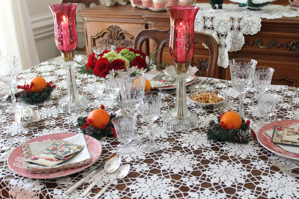 Decor To Adore Christmas Home Tour The Dining table