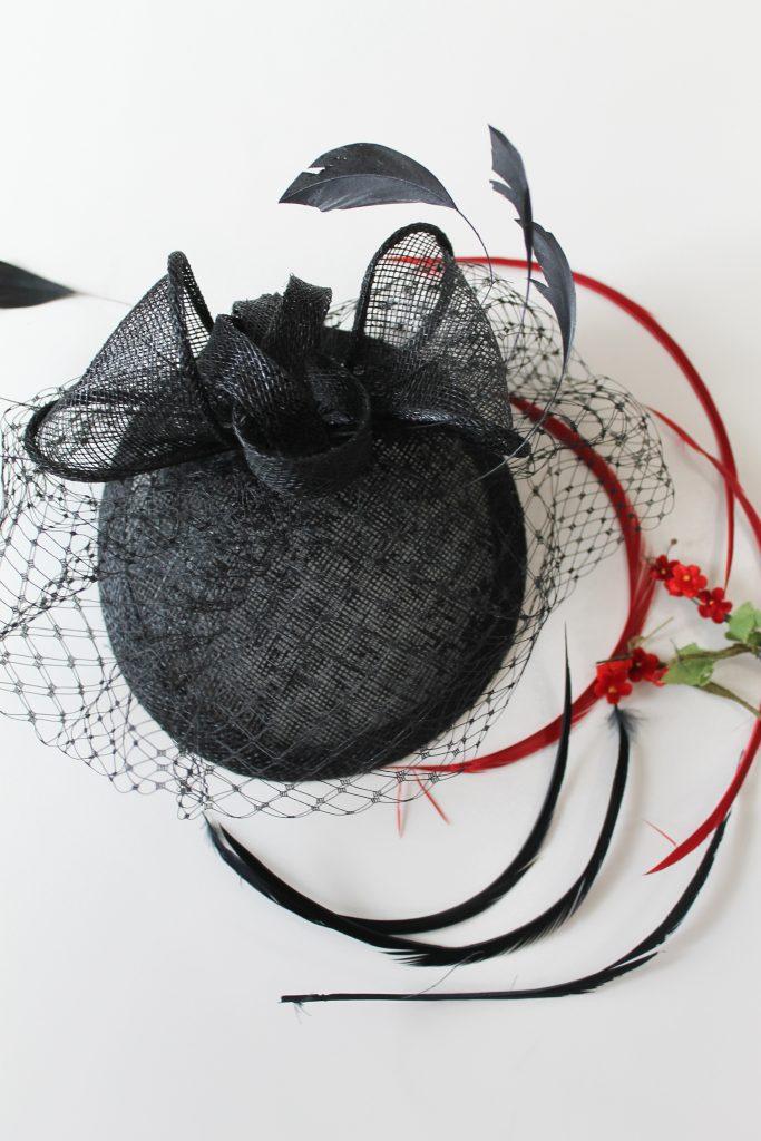 Victorian Valentine Walking Suit and hat