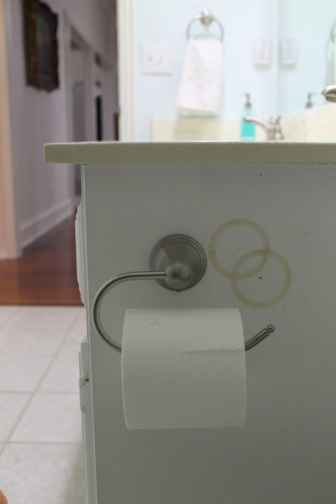 DIY Planner Bathroom