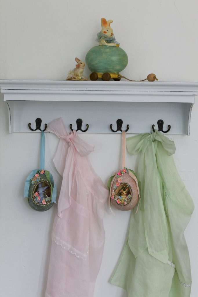 Vintage Easter Tour Decor To Adore peeps