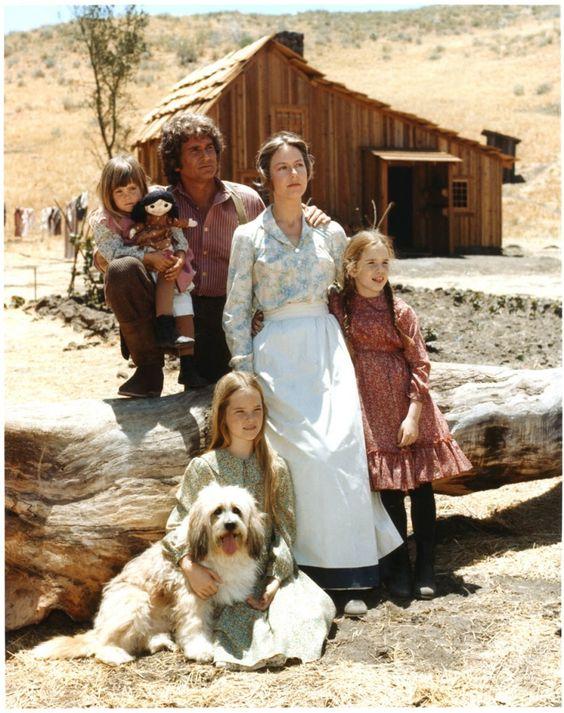 Little House on the Prairie Caroline Costume