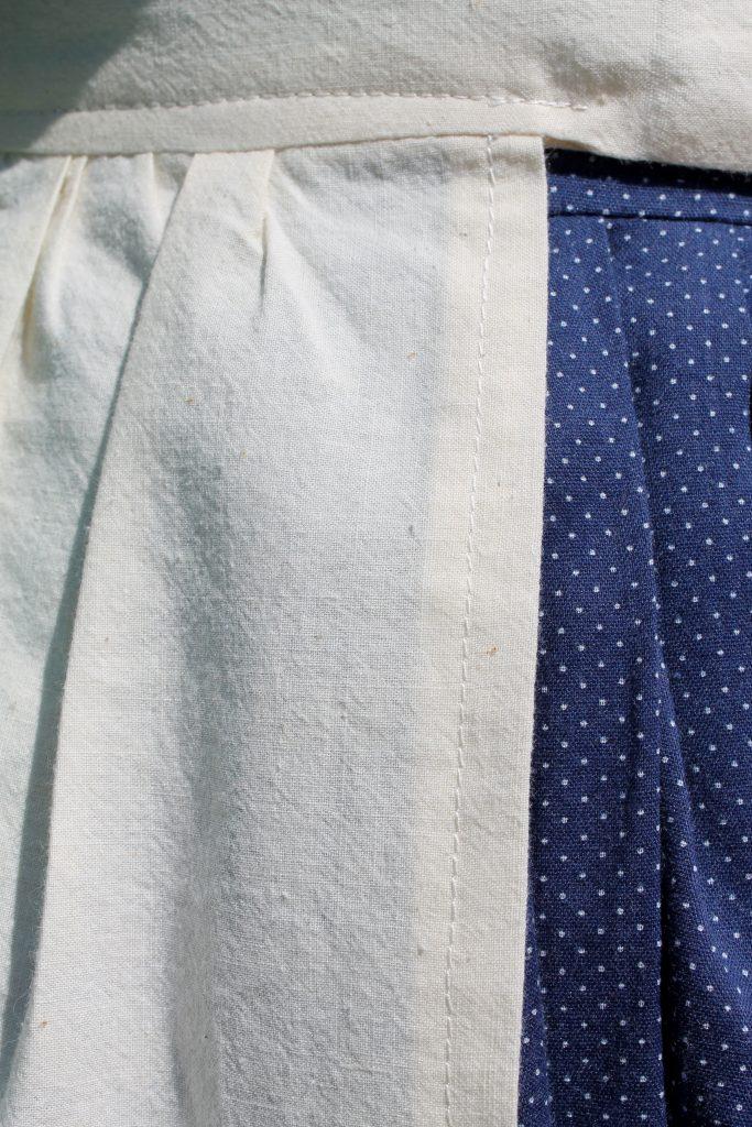 Little House Blue Skirt