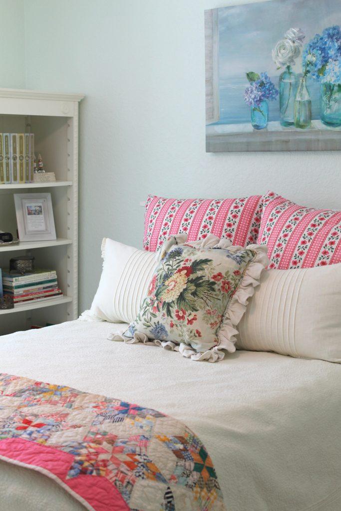Pink Rose Bedroom