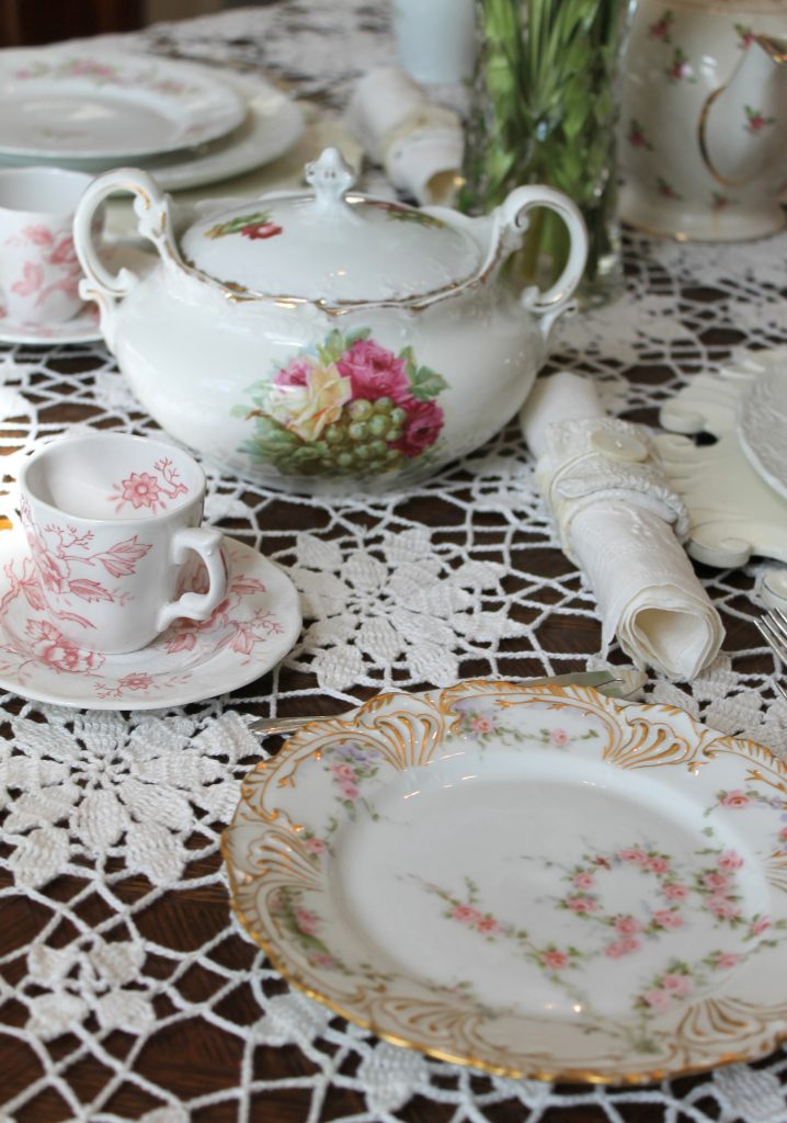 Royal Wedding Tea Bavarian china