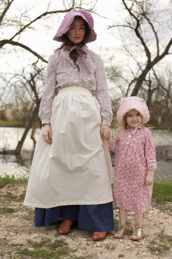 Caroline Ingalls Costume