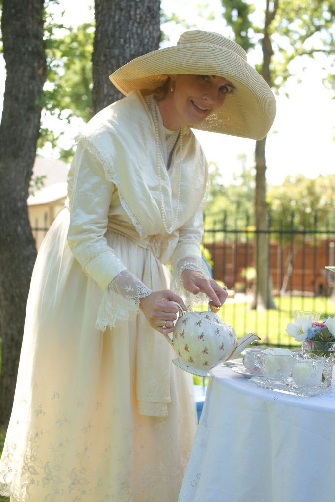 Edwardian Garden Tea Party