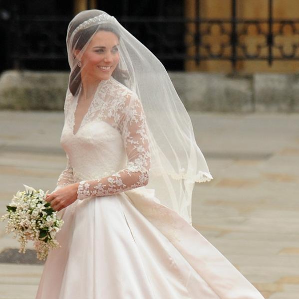 Royal Wedding Wednesdays A History of Wedding Dresses Part II