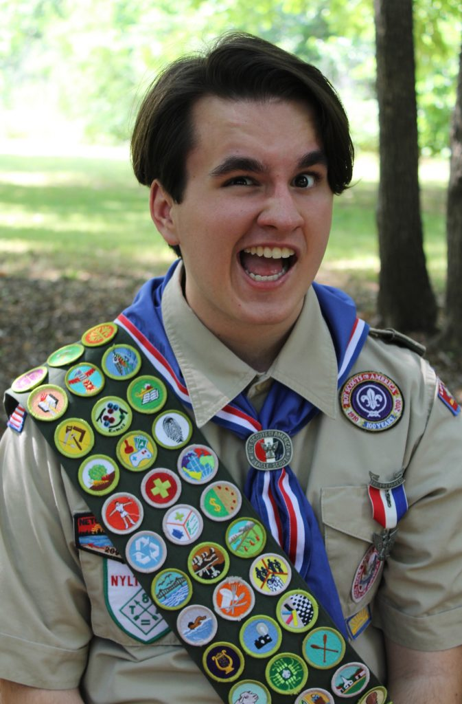 Eagle Scout outakes