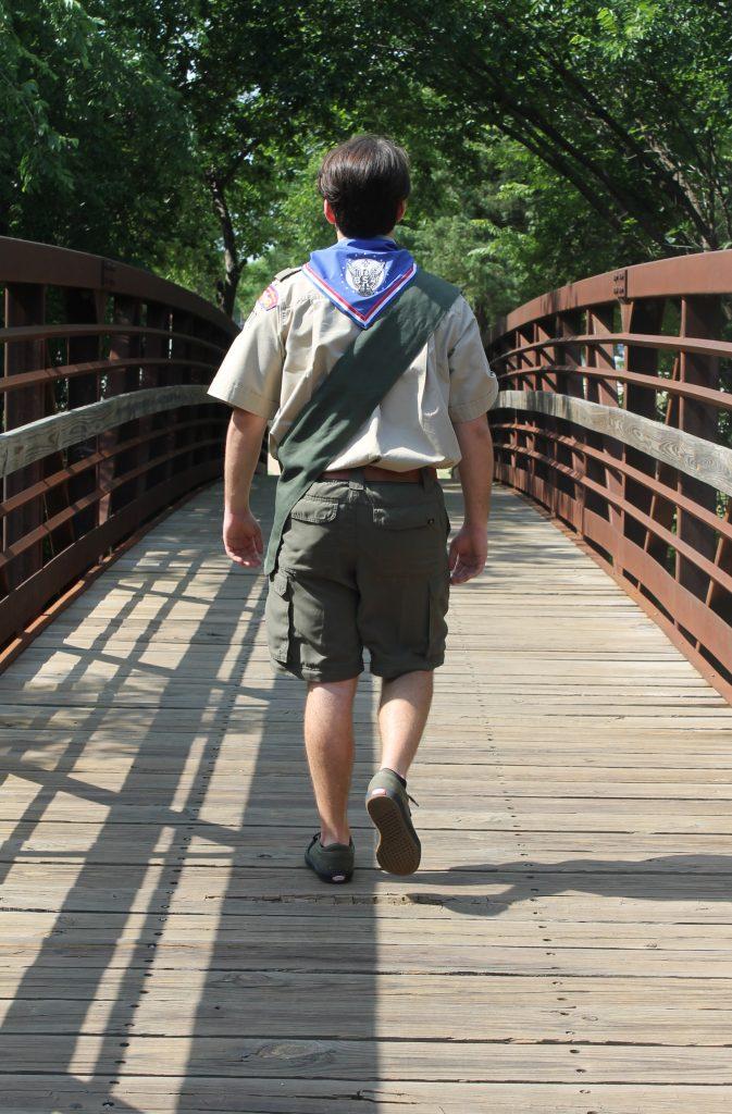 Eagle Scout journey