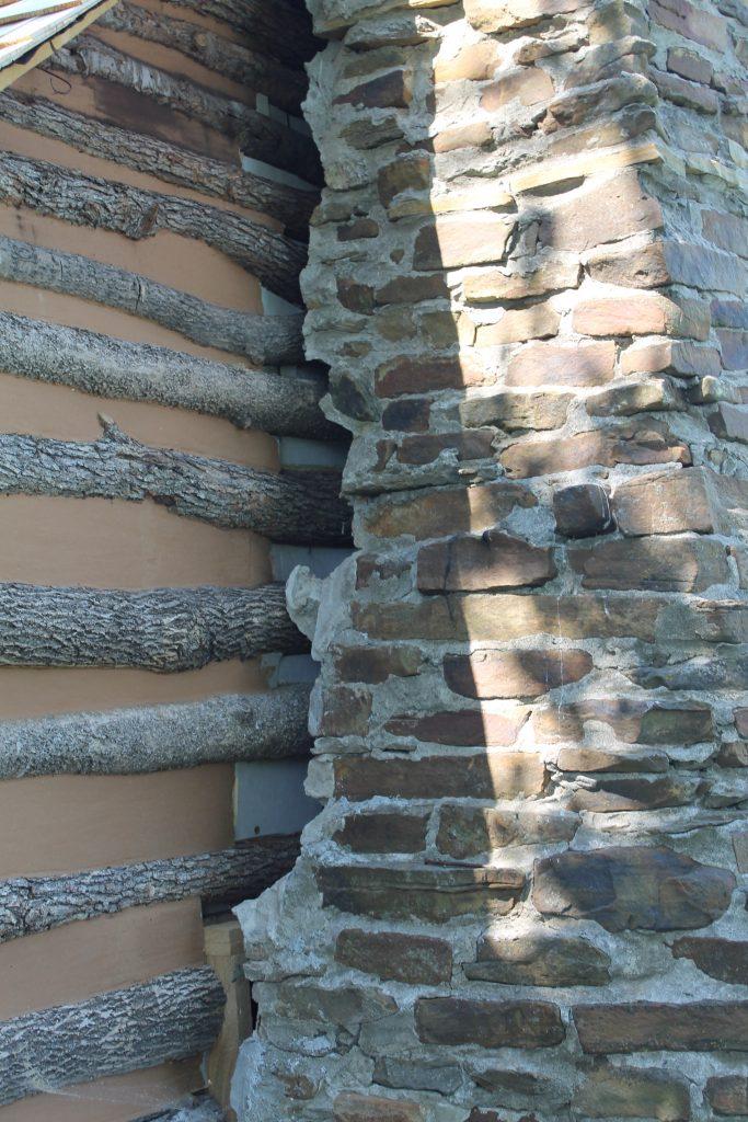 Little House chimney