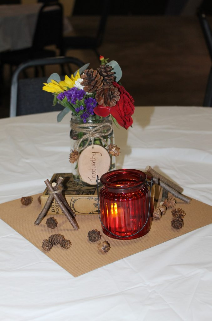 ECOH centerpiece