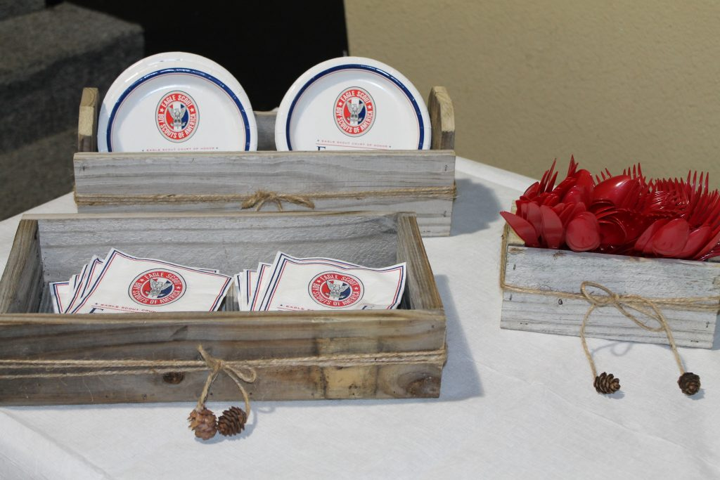 Eagle Scout Court of Honor Decor To Adore