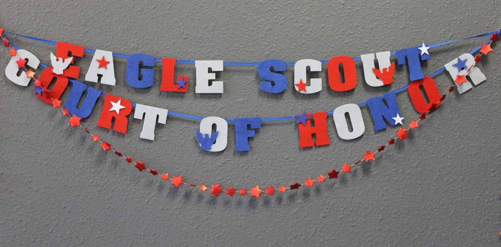 Eagle Scout Photo Booth