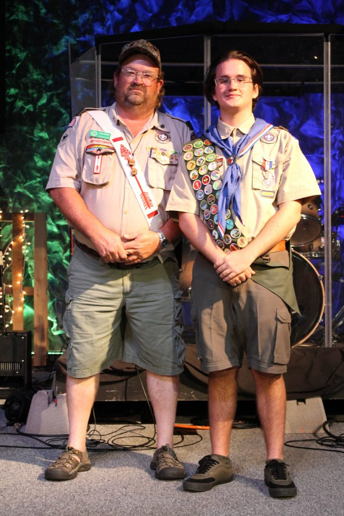 Eagle Scout Mentor