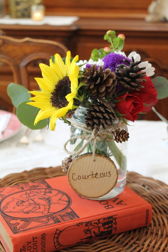 Eagle Scout Party Decor To Adore