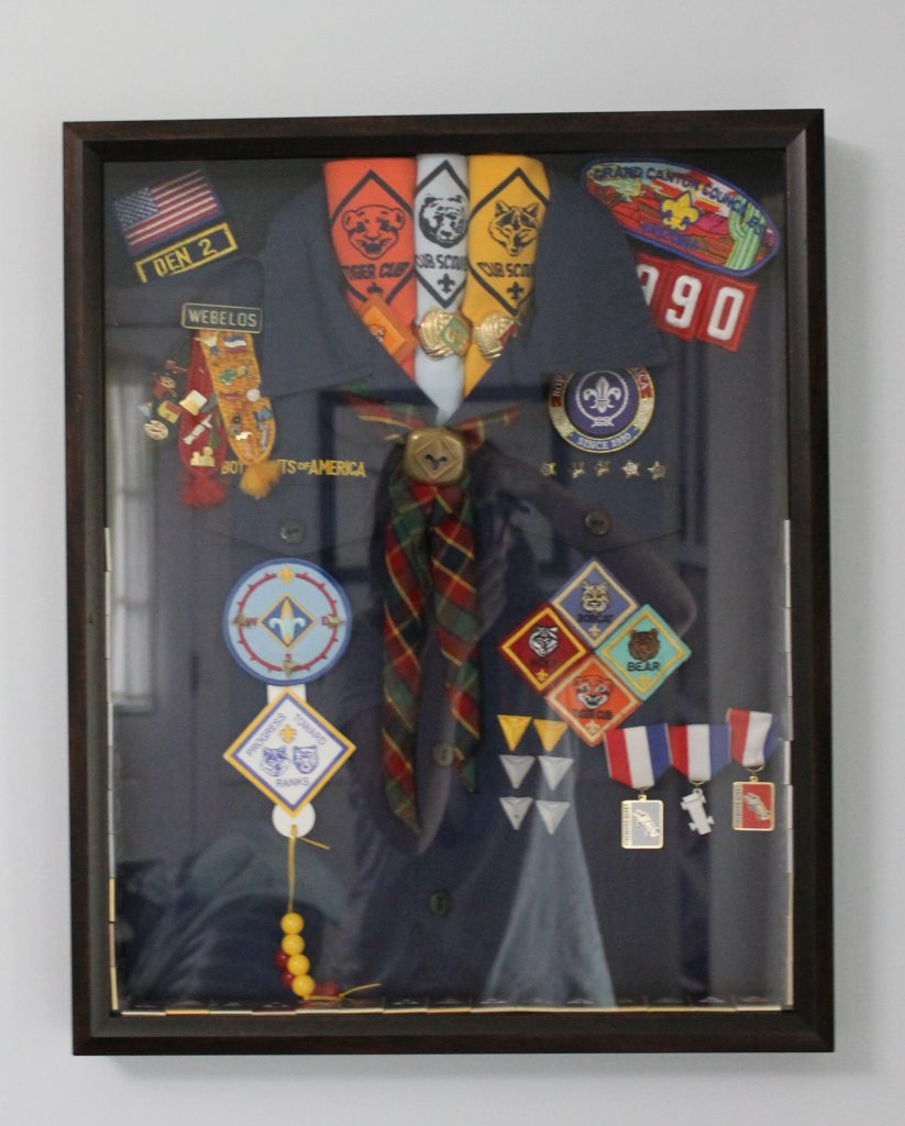 Handcrafted Eagle Scout Gifts Decor To Adore shadowboxes
