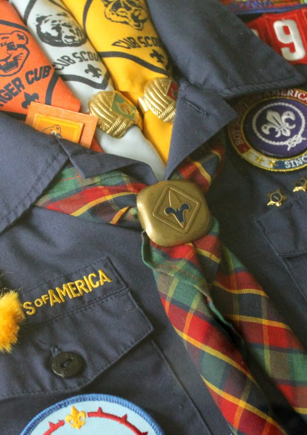 Handcrafted Eagle Scout Gifts