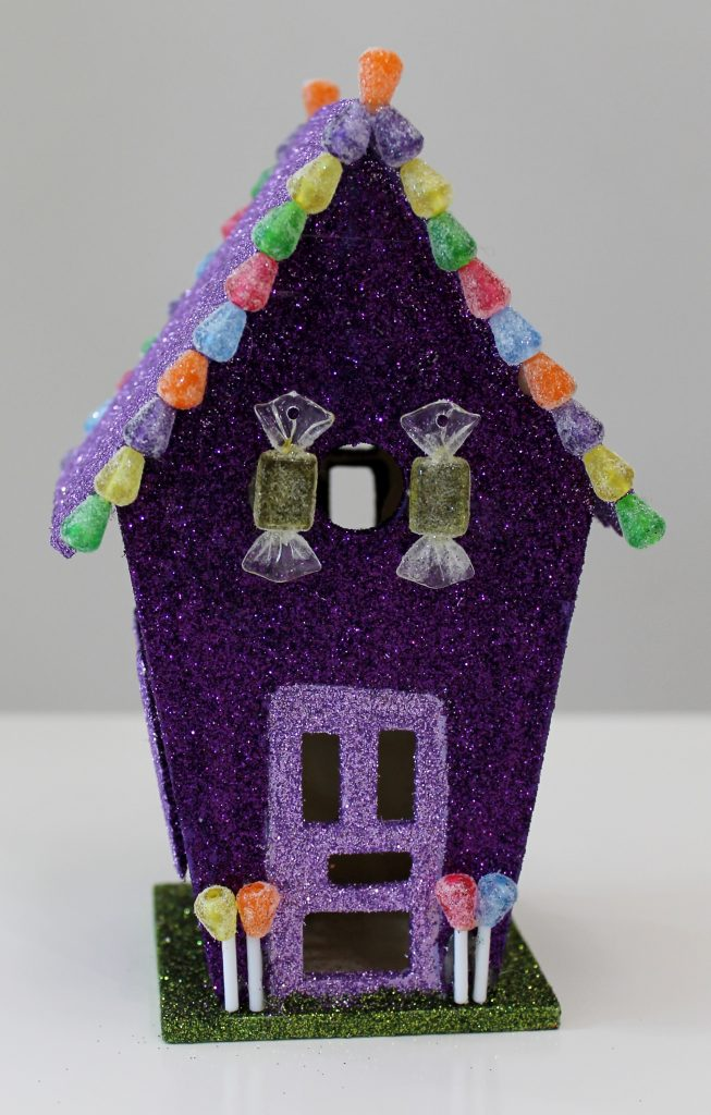 Hansel and Gretel Halloween Houses