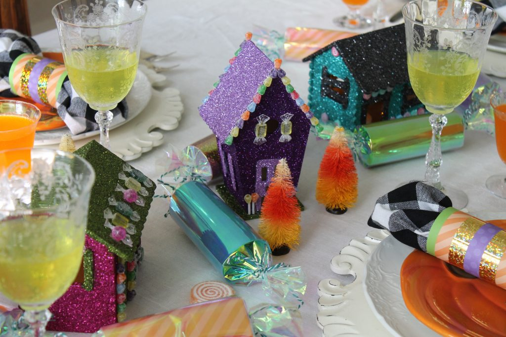 Hansel and Gretel Halloween napkin ring Decor To Adore