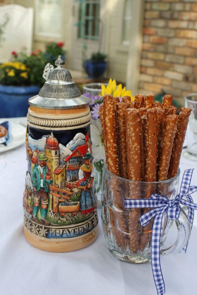 Oktoberfest Celebration Decor To Adore centerpiece