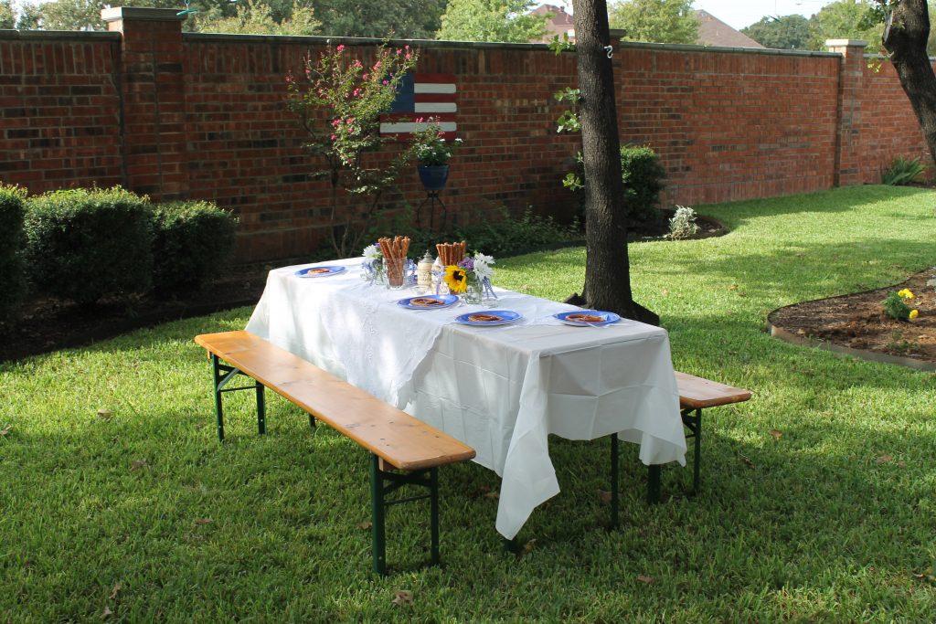 Oktoberfest Celebration Decor To Adore fest table
