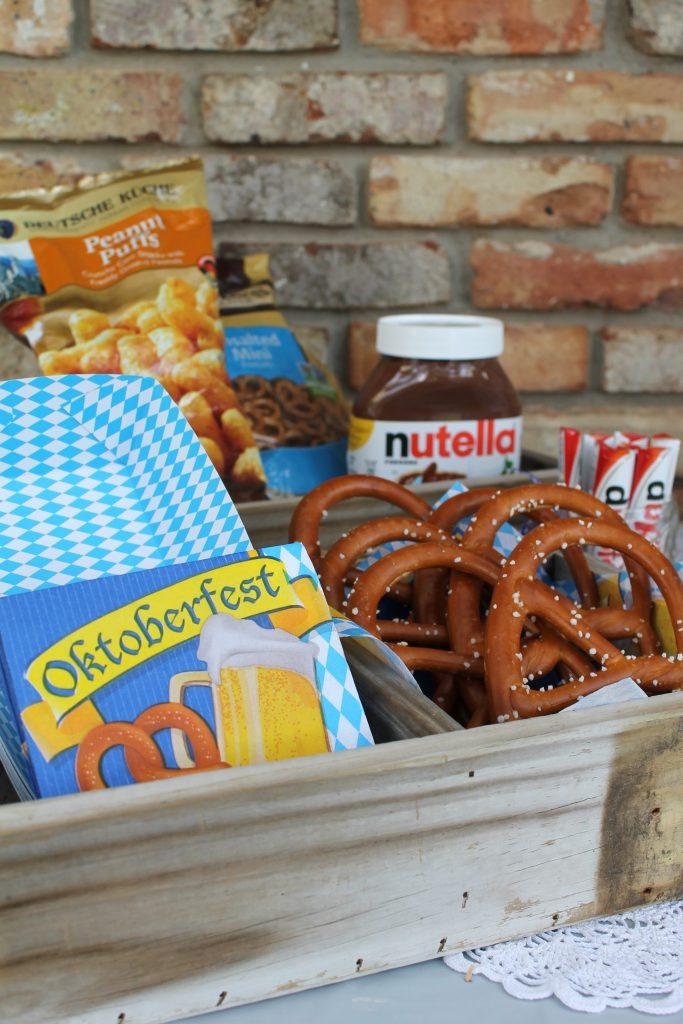 Oktoberfest Celebration Decor To Adore food