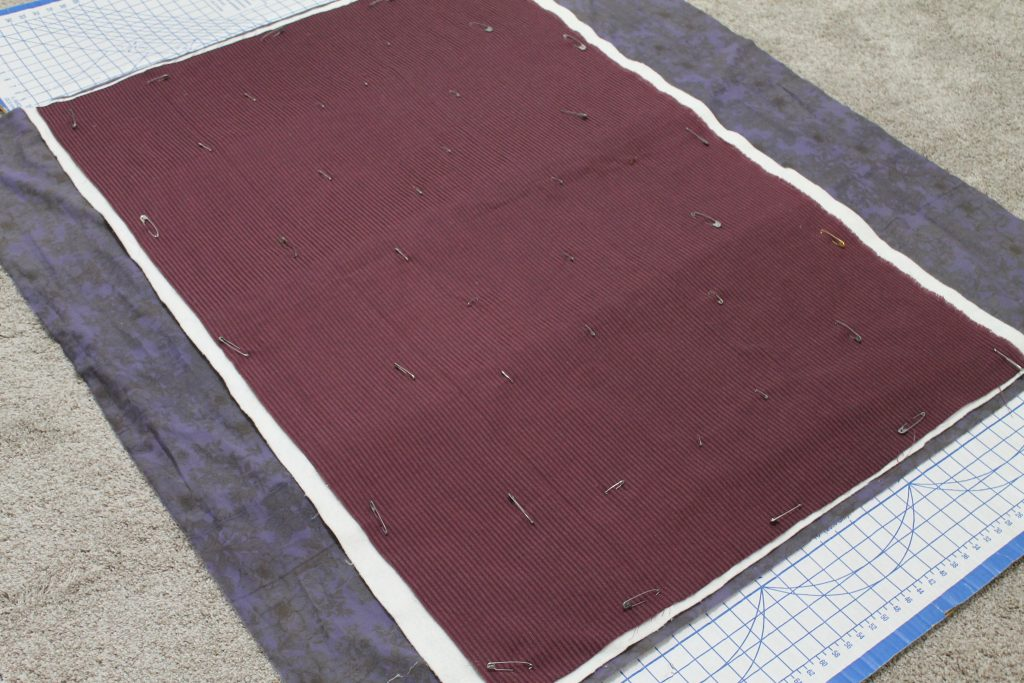 Making A Quilted Petticoat
