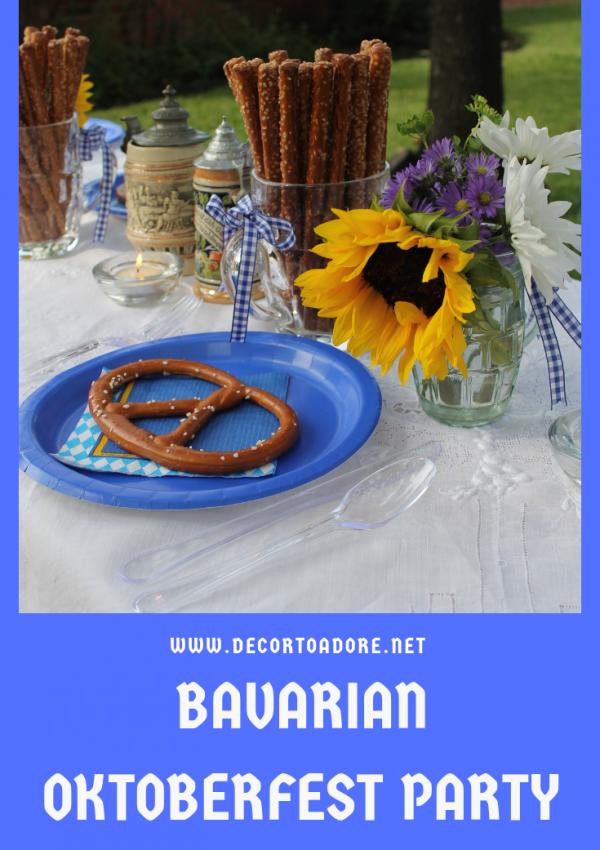 Bavarian Oktoberfest Party